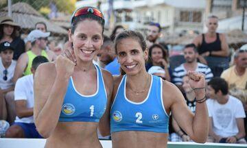 Πρωταθλήτριες Ελλάδας οι Βίκυ Αρβανίτη, Πένυ Καραγκούνη