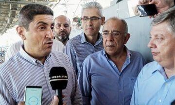 Αυγενάκης: «Η Πολιτεία και η κυβέρνηση στηρίζουν τους νέους αθλητές »