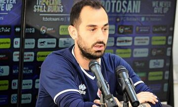 Σοϊλέδης: Εγώ ο κορυφαίος αμυντικός στο ρουμανικό πρωτάθλημα!