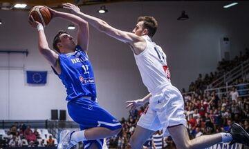Eurobasket U18: Βαριά ήττα για την Εθνική από τη Γαλλία με 80-55