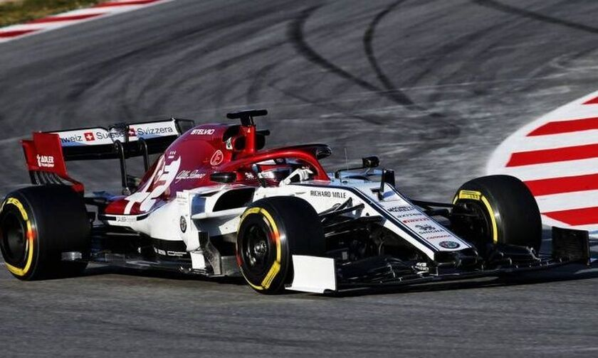 Formula 1: Ποινή σε Ραϊκόνεν και Τζιοβινάτζι στο γκραν πρι της Γερμανίας