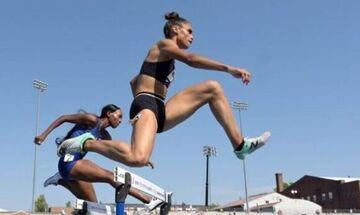 Νταλιλά Μοχάμαντ: Παγκόσμιο ρεκόρ στα 400 με εμπόδια μετά από... διάσειση (vid)