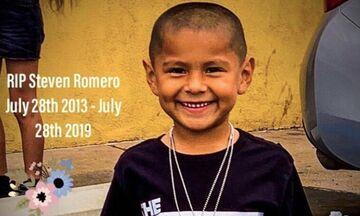 Στίβεν Ρομέρο, ετών 6: Σκοτώθηκε στα γενέθλια του από τα πυρά στο φεστιβάλ της Καλιφόρνια (pic)