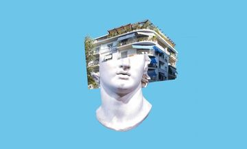 «Polykatoikia»: Έκθεση από το 3 137 και το Athens Curatorial Project στα Εξάρχεια