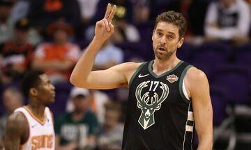 Πάου Γκασόλ: «Δεν σκεφτόμουν να επιστρέψω στην Μπαρτσελόνα, ήθελα NBA»