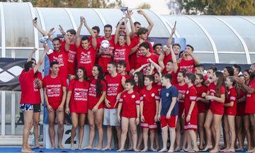 Με 50 αθλητές στο Πανελλήνιο Πρωτάθλημα Κολύμβησης ο Ολυμπακός!