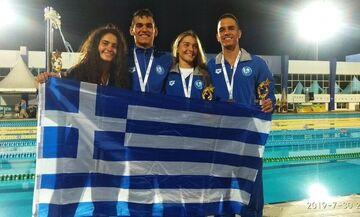 Χάλκινο η Εθνική στο Παγκόσμιο Πρωτάθλημα Τεχνικής κολύμβησης Εφήβων - Νεανίδων