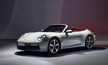 Νέες Porsche 911 Carrera Coupe και Cabriolet
