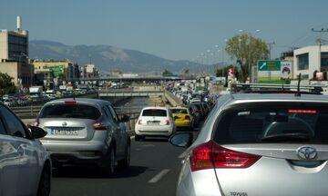 Εθνική Οδός: Απέραντο πάρκινγκ ο Κηφισός – Μποτιλιάρισμα χιλιομέτρων