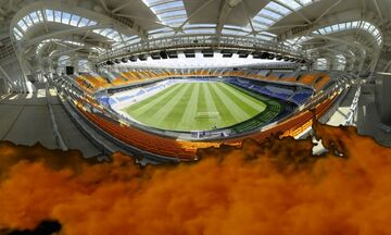 Σε αυτό το «παλάτι» θα αντιμετωπίσει ο Ολυμπιακός τη Μπασακσεχίρ (vids)