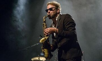 Ο διάσημος σαξοφωνίστας Max the Sax έρχεται στο Gazarte