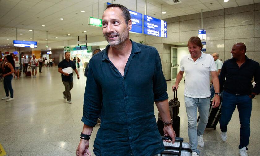 Εθνική Ελλάδος: «Κλείδωσαν» οι Φαν Σιπ, Φύσσας, Κωνσταντινίδης