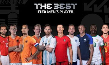Λίβερπουλ κι Ολλανδία με 30% πιθανότητες για το βραβείο «Τhe Best»!