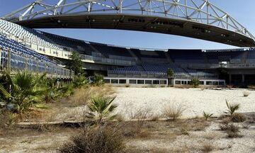 Ανοίγει μετά από 13 χρόνια η εγκατάσταση μπιτς βόλεϊ του Φαλήρου για το ...χάντμπολ