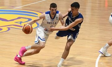 Ευρωπαϊκό U18: Ελλάδα-Φινλανδία 68-55 - Στους «8» η Εθνική
