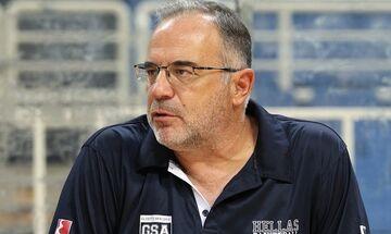 Σκουρτόπουλος για Εθνική: «Η Ελλάδα έχει εξαιρετικό γκρουπ παικτών»