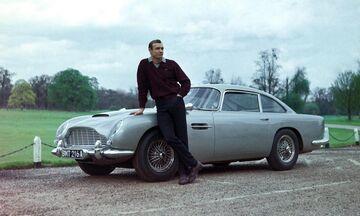 Η αυθεντική Aston Martin DB5 του James Bond πωλείται σε δημοπρασία (vid)