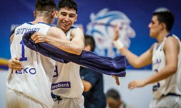 Eurobasket U18: Τα highlights της Εθνικής στη μεγάλη ανατροπή με την Φινλανδία (vid)