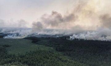 Οι ΗΠΑ δίνουν χείρα βοηθείας στη Ρωσία για τις πυρκαγιές στη Σιβηρία