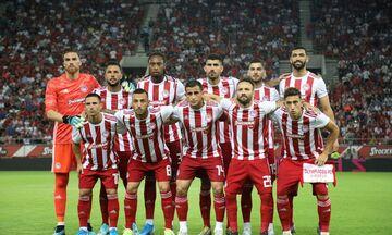 Ολυμπιακός: Η λίστα για τα ματς με την Μπασακσεχίρ - Μέσα οι Σισέ, Σουντανί και Αλέν