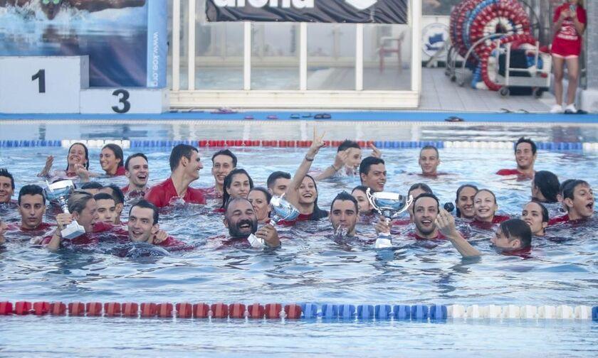 Έτοιμος για το 60ο στον Άλιμο ο Ολυμπιακός