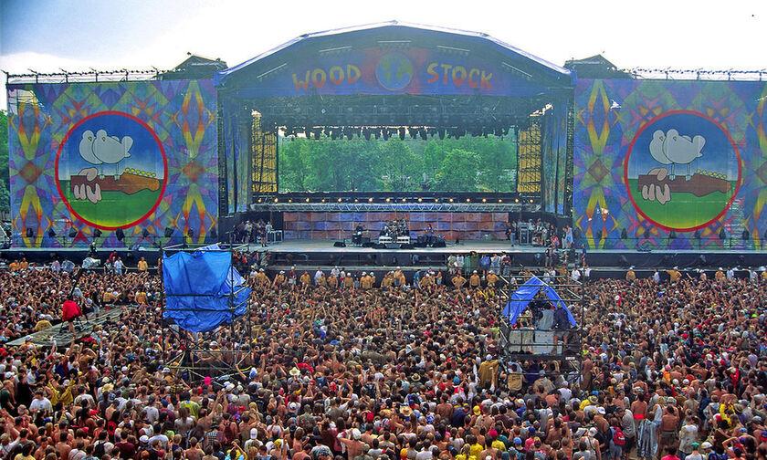 Ματαιώθηκε το επετειακό φεστιβάλ «Woodstock 50»