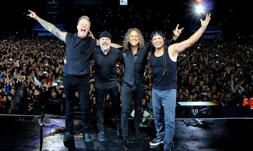 Metallica: Στα σινεμά η συναυλία τους με την Συμφωνική Ορχήστρα του Σαν Φρανσίσκο (vid)