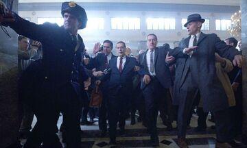 Δείτε το τρέιλερ της νέας ταινίας του Martin Scorsese «Irishman»