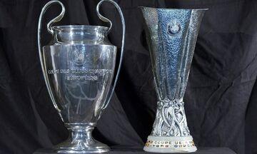 Champions League - Europa League: Οι ημέρες και ώρες των αγώνων των ελληνικών ομάδων