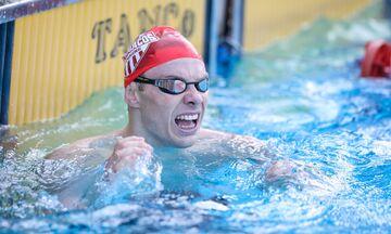 Πανελλήνιο Πρωτάθλημα Κολύμβησης: Ξέφυγε ο Ολυμπιακός με το καλημέρα