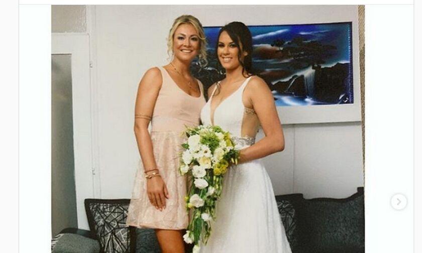 Παντρεύτηκε η Λαζάρεβιτς - Το γλέντησε η Χίπε (pics)