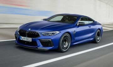 Η ασύλληπτη τιμή της νέας BMW M8 στην Ελλάδα