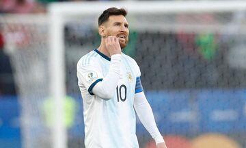 Μέσι: Τιμωρία με τρίμηνο αποκλεισμό από την CONMEBOL!