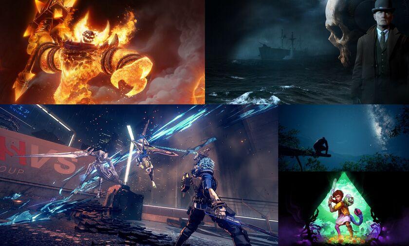 Αύγουστος 2019: Οι νέες κυκλοφορίες στα games