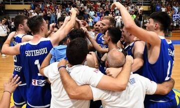 Ελλάδα - Ισπανία: Έτοιμη για το θαύμα η Εθνική Εφήβων!
