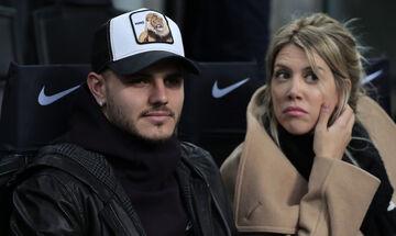 «Η Νάρα είναι έγκυος, ο Ικάρντι μένει στην Ίντερ»