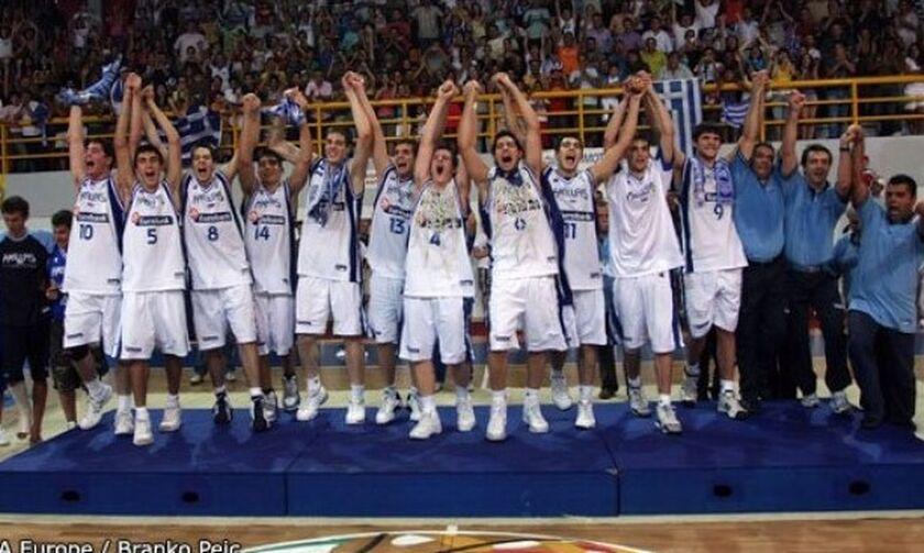Θυμήθηκε το χρυσό του 2008 η ΕΟΚ (pic)