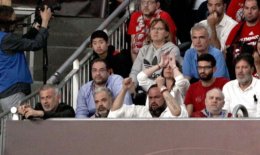 Μπασακσεχίρ-Ολυμπιακός: Και ο Μαρινάκης στην Κωνσταντινούπολη
