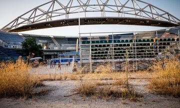 Να πώς είναι η ζούγκλα της ολυμπιακής εγκατάστασης Φαλήρου - Λεηλατημένο τοπίο (pics)