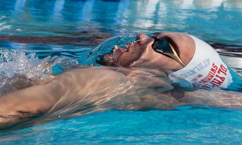 Πανελλήνιο Πρωτάθλημα Κολύμβησης: Ο Ολυμπιακός ξεπερνάει τους 1000 βαθμούς και σηκώνει το 60ο!