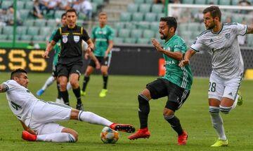 Νέα «γκέλα» και αποδοκιμασίες για Λέγκια πριν τον Ατρόμητο (0-0)