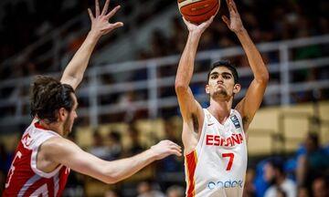 Η Ισπανία νικήτρια του Eurobasket U18, 57-53 την Τουρκία