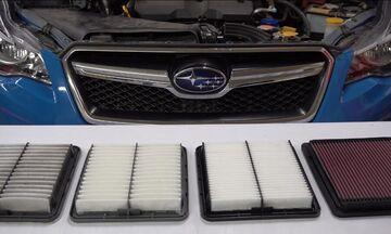 Πόσο επηρεάζει το φίλτρο αέρα την απόδοση του κινητήρα;