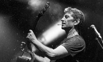 Ο Σωκράτης Μάλαμας συνεχίζει τις καλοκαιρινές του συναυλίες στην Τεχνόπολη