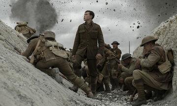 «1917»: Το πολεμικό δράμα του Sam Mendes με τη συμμετοχή ελίτ ηθοποιών (vid)