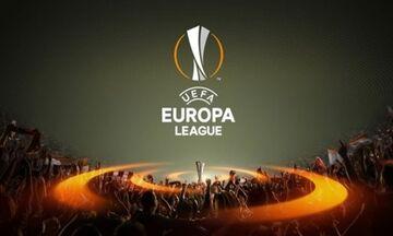 Οι αντίπαλοι ΠΑΟΚ, ΑΕΚ, Ατρομήτου και Άρη στο Europa League