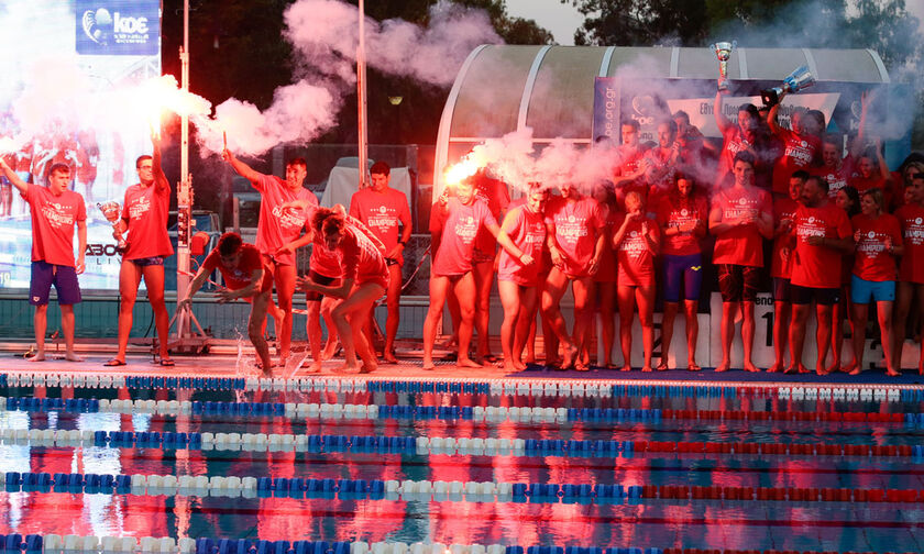 Πανελλήνιο Πρωτάθλημα Κολύμβησης: Ο Ολυμπιακός σήκωσε το 60ο με 1.275 βαθμούς! (pics)