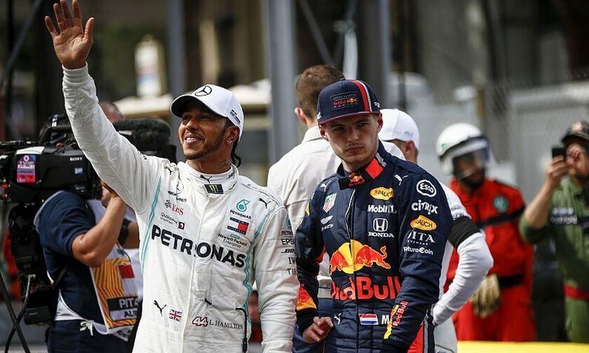 Ο Χάμιλτον θέλει τον Φερστάπεν στη Mercedes