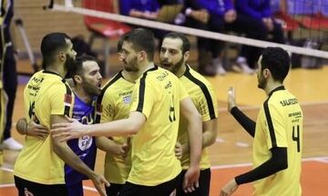 Volley League: Παράταση ως τις 30/8 από την ΕΣΑΠ στην ΑΕΚ