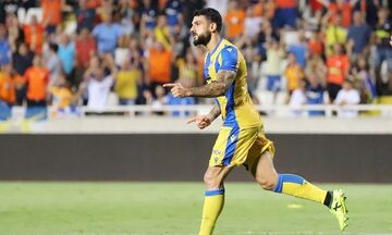 Προβάδισμα πρόκρισης η Καραμπάχ, 2-1 τον ΑΠΟΕΛ στην Κύπρο (vid)